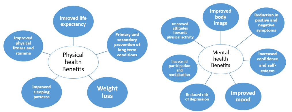 mental and physical health importance