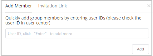 edrawmind add new members